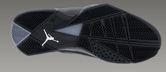 Air Jordan True Flight - Black / Black - Stealth