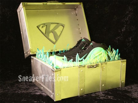 Kryptonate Foamposite Lite - Custom Box