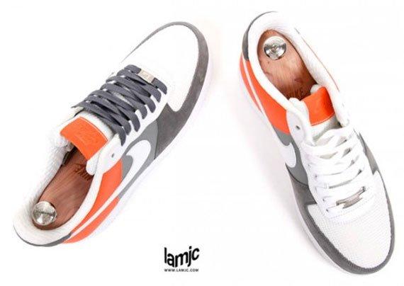 LaMJC Nike Air Force 1 - Bespoke
