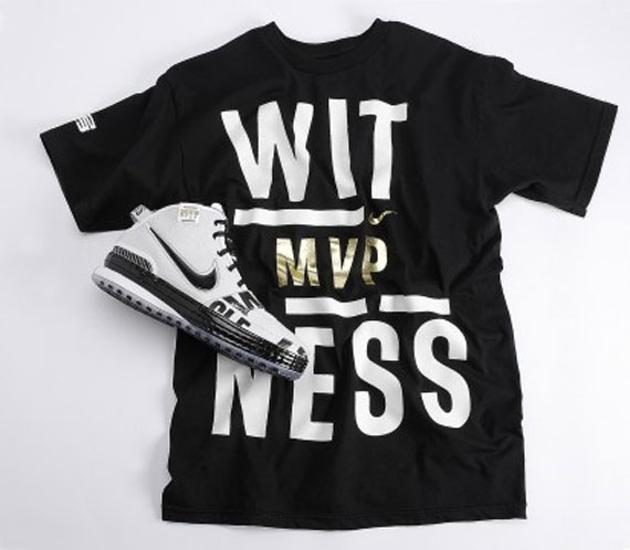 Nike Zoom LeBron VI - MVP Witness Edition