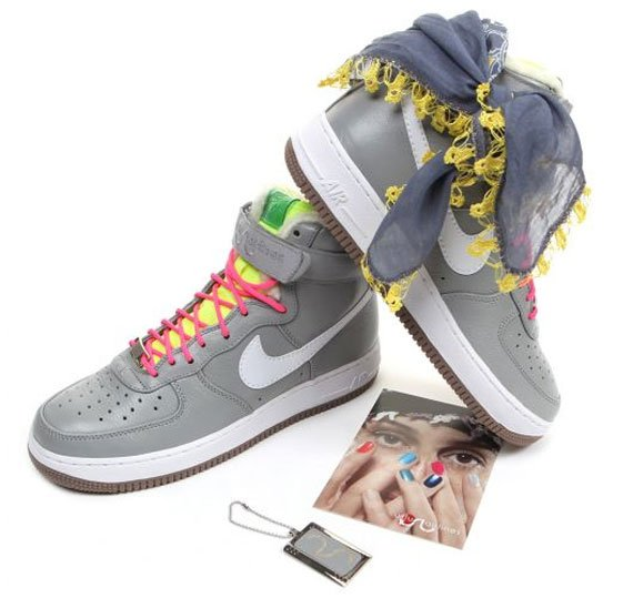 Nike 1World Air Force 1 Mid - Uslu Airlines