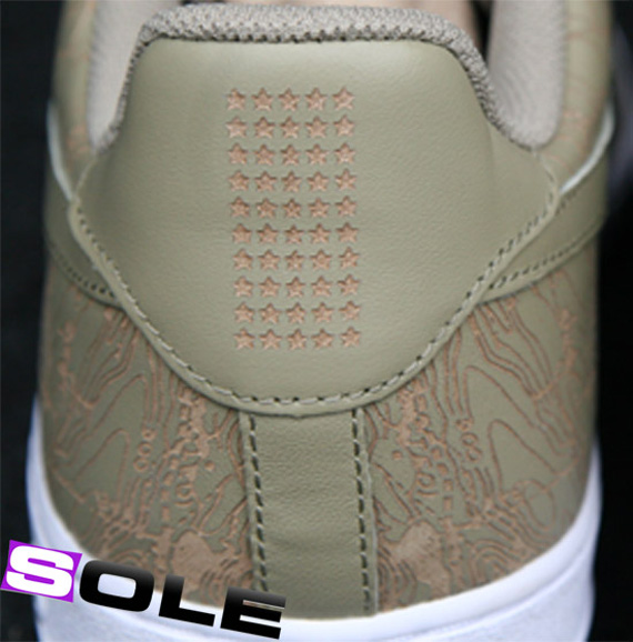 Nike Air Force 1 (Military) Armed Forces 2009
