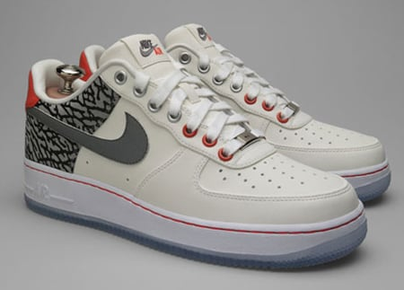 Plus 41 x Grotesk Bespoke Nike Air Force 1 - Sneakerness