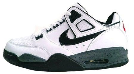 2f759d77a7794f Nike Air Flight Condor - White   Black - Cement