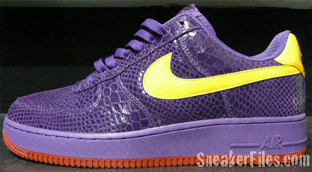 Nike Air Force 1 High Supreme West Eddie Cruz x