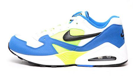 Nike Air Griffey Max 1, Air Tailwind 92 - Volt