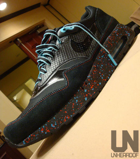 Nike Air Max 1 - Parra Inspired