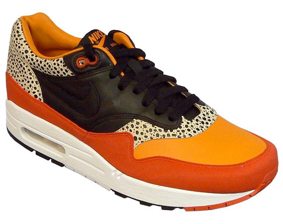 Nike Air Max 1 Premium - Safari | July 2009