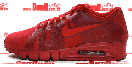 Nike Air Max 90 Current Flywire - Varsity Red