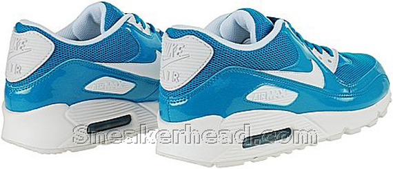 Nike Air Max 90 Womens - Neo Turquoise / White