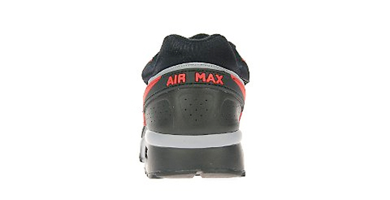 Nike Air Max Classic BW Black Sport Red Grey
