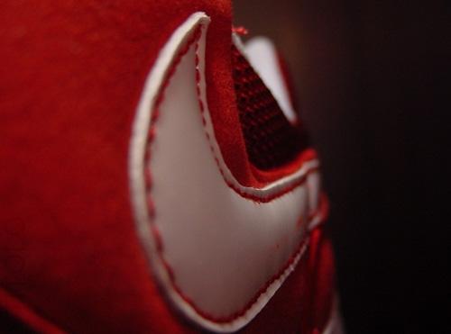 Nike Air Max Light Varsity Red / White - Black