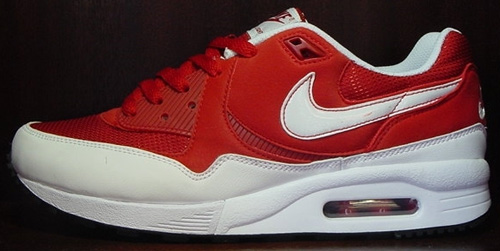 Nike Air Max Light Varsity Red / White - Black