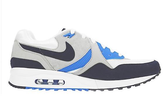 Nike Air Max Light - White / Obsidian / Blue / Grey