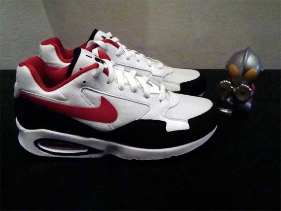Nike Air Max ST Sample - White / Black - Red