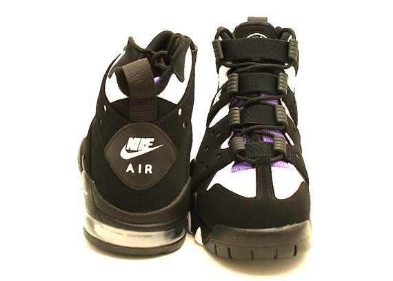 Celebrity Feet: Wale Nike Air Max 2 CB 94 Black White