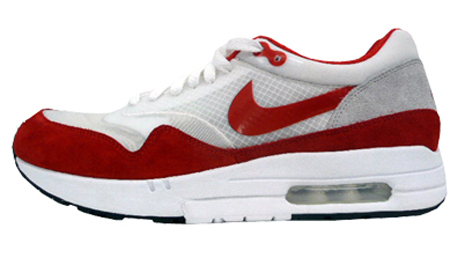 Nike Air Maxim 1 ND - Red, Blue