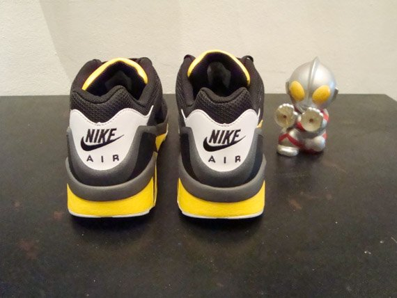 Nike Air Structure Triax 91 Sample - Black / Maize - Grey