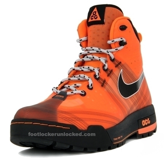 Nike Ashiko - Total Orange