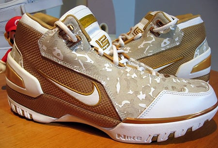 Nike Air Zoom Generation Camo Sample