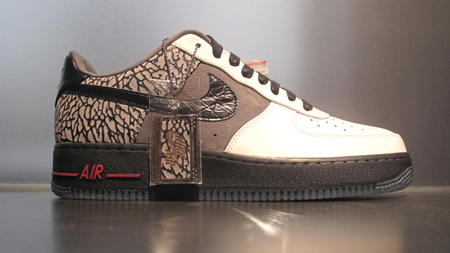 Nike Air Force 1 Bespoke - Brian A. Ruffin