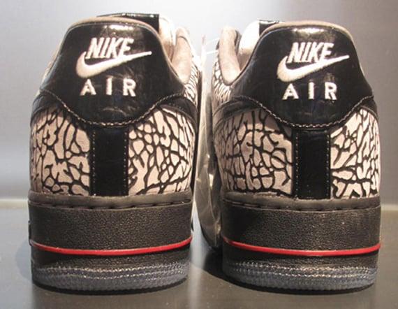 Nike Air Force 1 Bespoke - Brian A. Ruffin