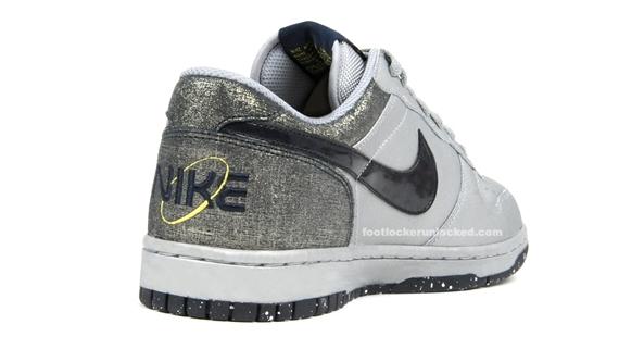 Nike Big Nike Low - Houston Space City