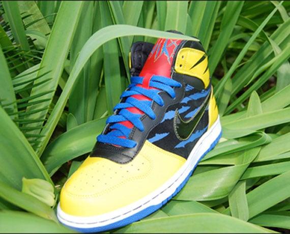 Nike Big Nike & Nike Air Max 95 - X-Men Pack