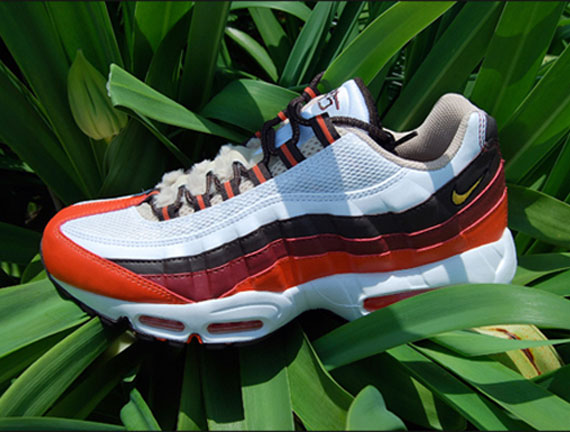 Nike Big Nike & Nike Air Max 95 - X-Men Pack