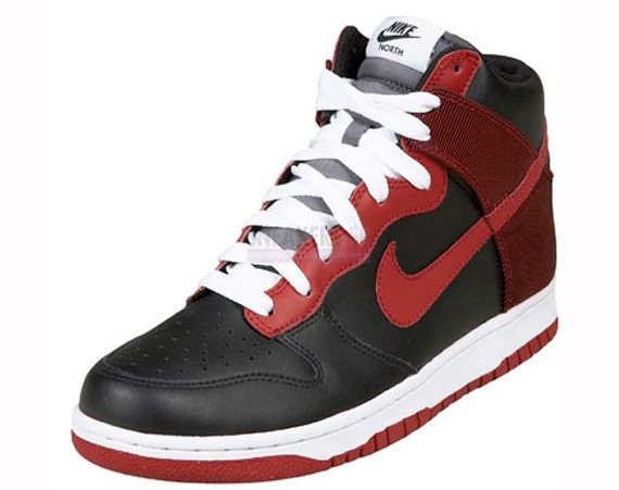 Nike Dunk High - Low Fall 2009 Preview