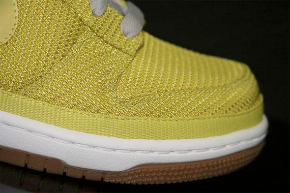 Nike Dunk High Supreme Nylon - Electrolime