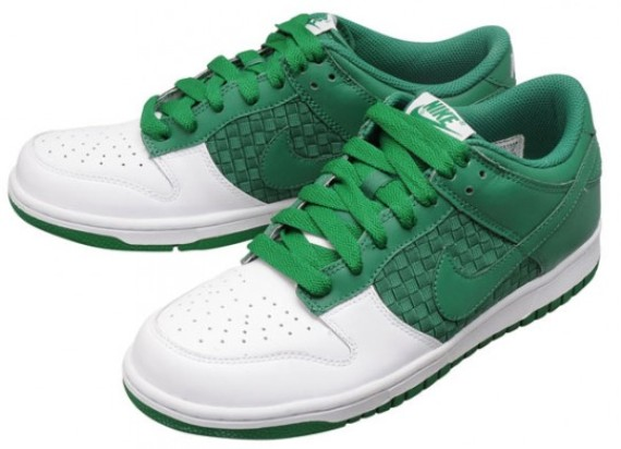 "Nike Dunk Lo ""Woven"""