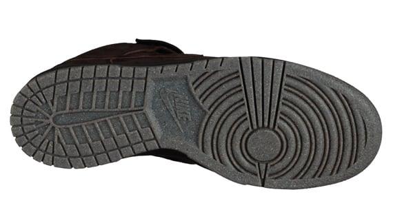 Nike Dunk Mid Premium SB - Dark Chocolate