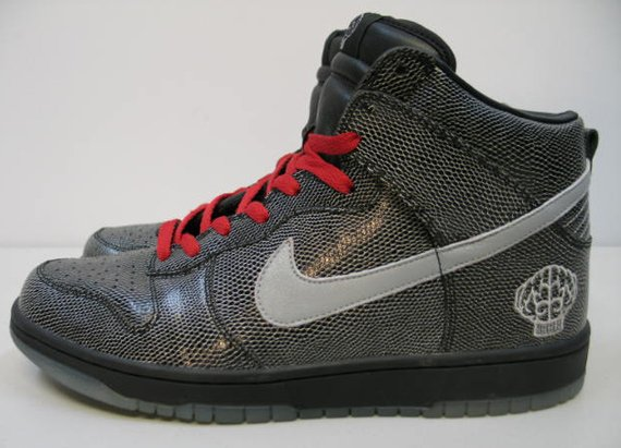 Nike Dunk High Pharrell Sample - Snakeskin