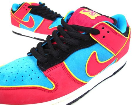 Nike Dunk SB Low - Ms. Pacman