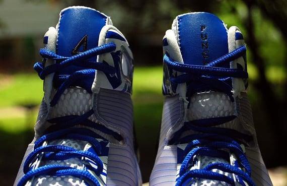 Nike Hyperdunk - Memphis Tigers PE
