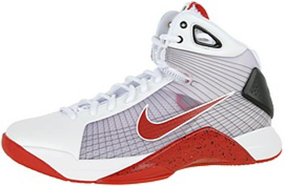 Nike Hyperdunk Summer Pack - Varsity Royal, Varsity Red