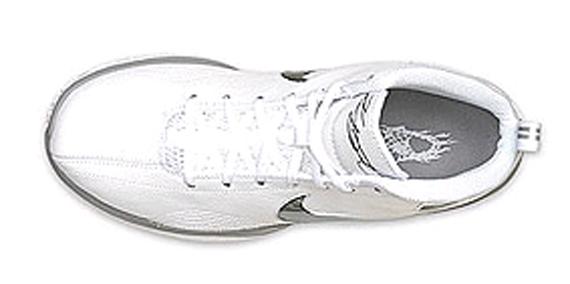 Nike KD1 - White / Black / Silver