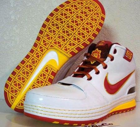 Nike Zoom LeBron 6 (VI) Fairfax PE - Home and Away