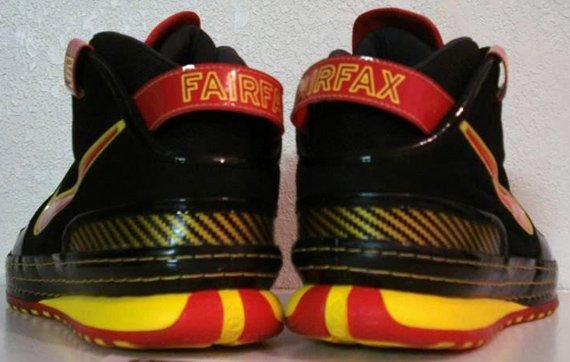 Nike Zoom LeBron 6 (VI) Fairfax PE - Home and Away