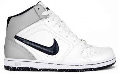 nike shoes high tops white. One of Nike#39;s classic high-top