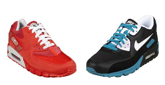 Nike Running Retro & Air Max Fall 2009 Preview