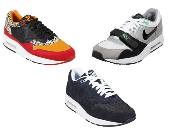 solo zapatillas nike air max
