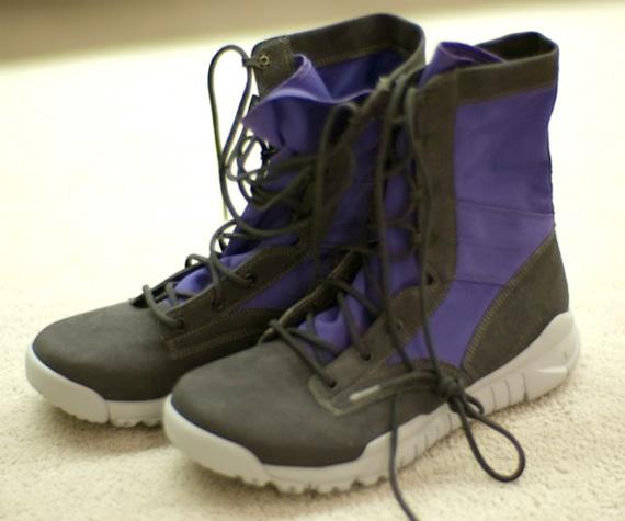 Nike SFB Sample - Grey / Purple