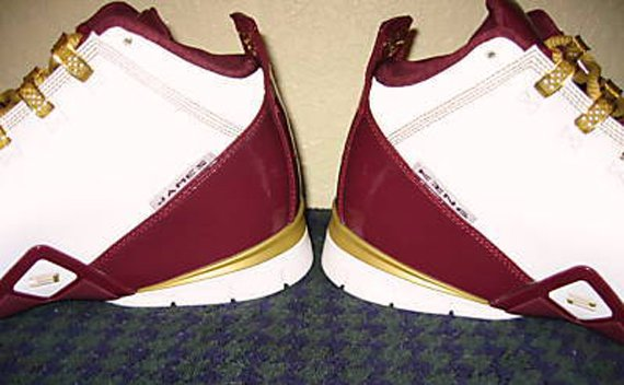 Nike Zoom Soldier II - Christ the King Home Player Exclusive