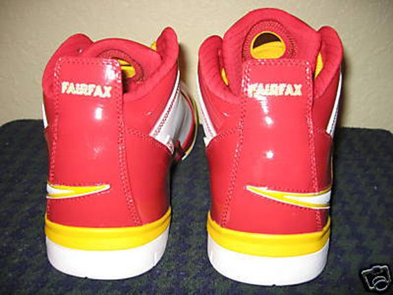 Nike Zoom Soldier II Fairfax Home PE
