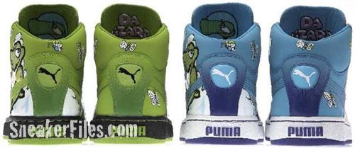 Puma x Bode Mid Da Lizard