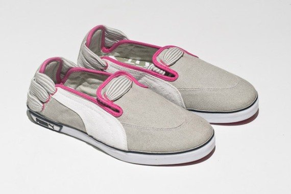 PUMA Sailing 2009 Summer Footwear