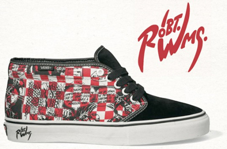 Robert Williams x Vans Vault Chukka & Era - Fall 2009