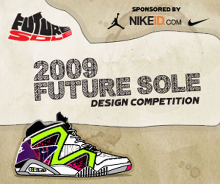 Sneaker Files x 2009 Future Sole Design Competition